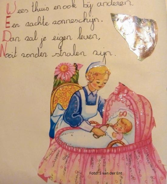 Poëziealbumversjes van vroeger ...
