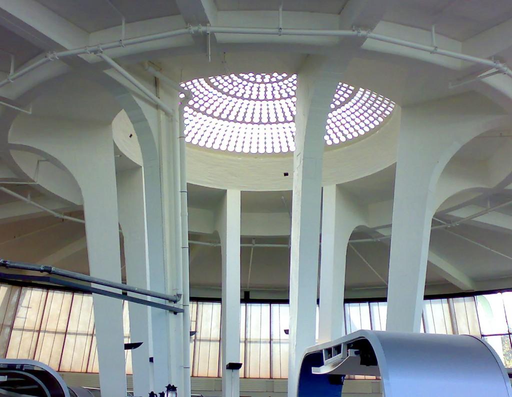 Architectuur rotterdam voormalig bouwcentrum wonen for Interieur rotterdam