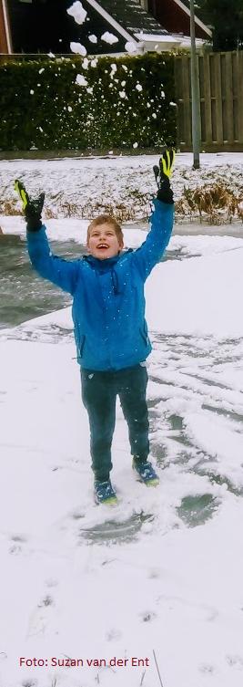 IJs- en sneeuwpret 2018!