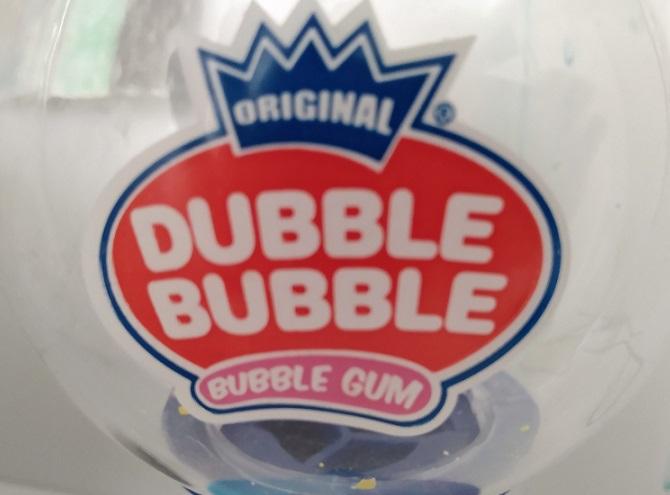Hét bubble gum merk van de plakplaatjes!