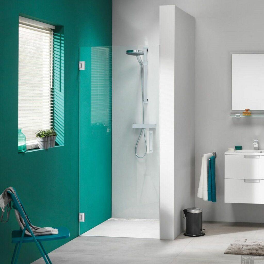 Zo ziet de moderne douche er uit. Foto: Tegeldepot.nl