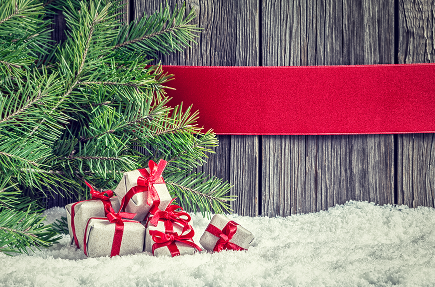 Nostalgische kerstdecoratie 2018