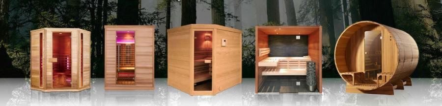 nieuwe generatie sauna's